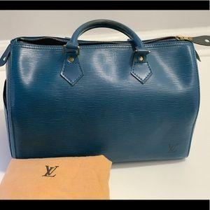 Authentic Louis Vuitton Speedy